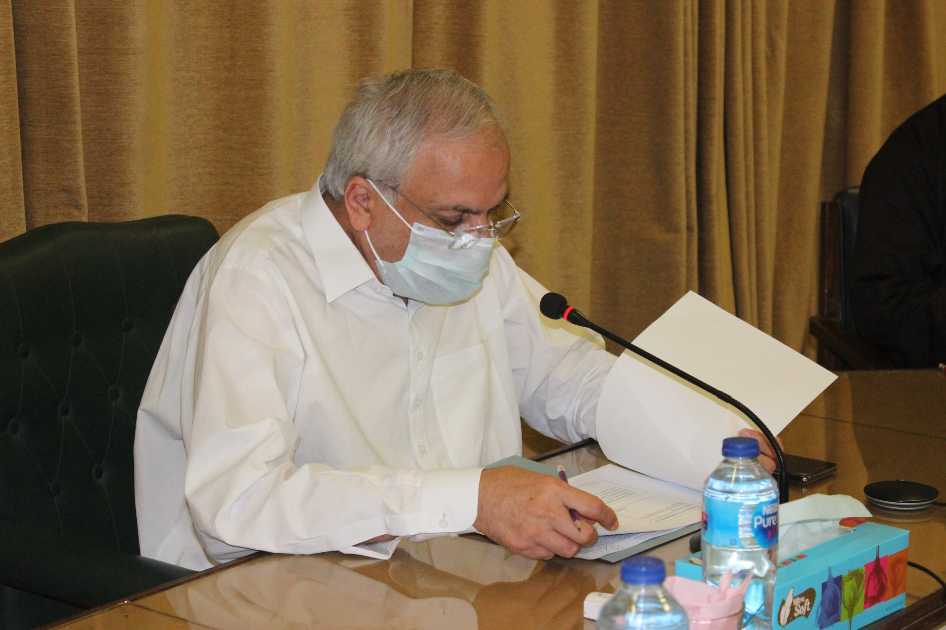1st Meeting of Management Review Committee (MRC)